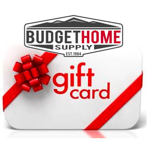 Budget Gift Card