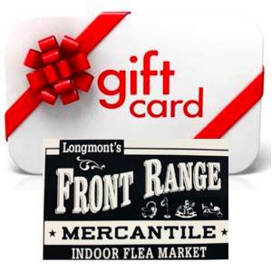 Front Range Mercantile Gift Card