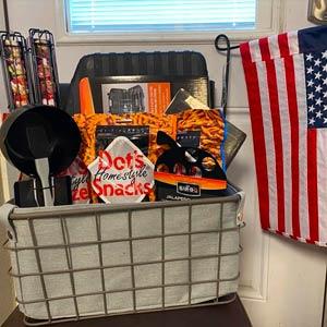 Memorial Day Essentials Basket
