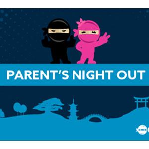 Parent's Night out Code Ninjas