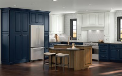 The Many Hues of Kitchen Cabinetry